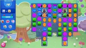 Candy Crush Saga Level 5255 NO BOOSTERS (second version)