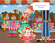 Candy Town after story 3
