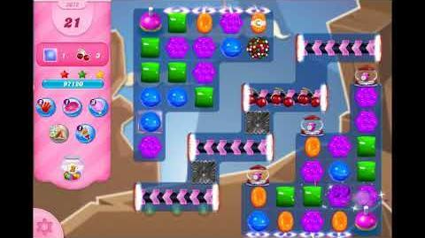 Candy Crush Saga - Level 3072 ☆☆☆