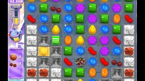 Candy Crush Saga Dreamworld Level 514 (Traumwelt)