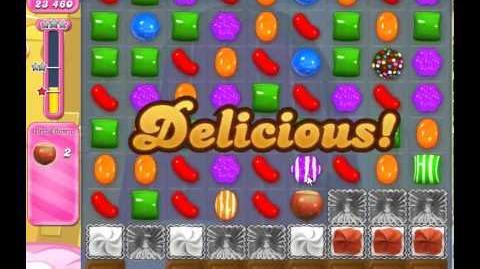 Candy Crush Saga Level 1010