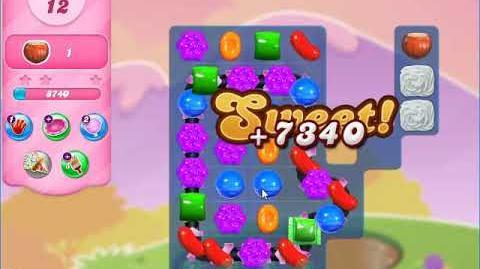 Candy Crush Saga Level 1352 Walkthrough - No Boosters
