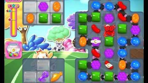 Candy Crush Saga Level 1432 NO BOOSTER