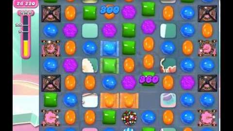Candy Crush Saga Level 1821 - NO BOOSTERS