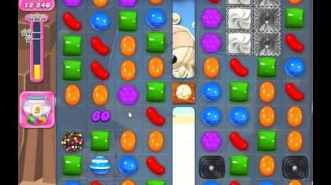 Candy Crush Saga Level 1856 - NO BOOSTERS