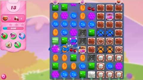Candy Crush Saga Level 3236 NO BOOSTERS