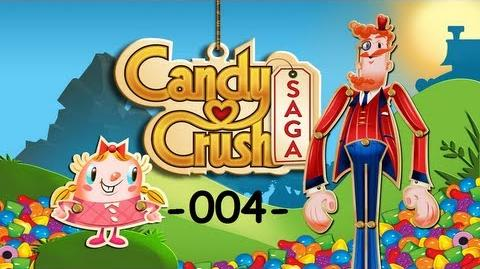 Let's Play Candy Crush Saga HD German Mini Level 004