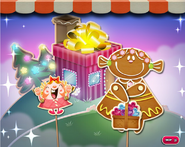 Blooming Bakery background