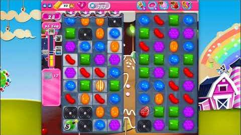 Candy Crush Saga - Level 262 - No boosters ☆☆☆