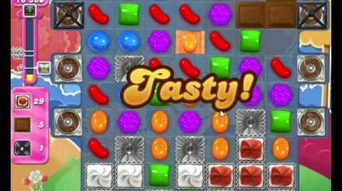 Candy Crush Saga LEVEL 1691 NO BOOSTERS (25 moves)