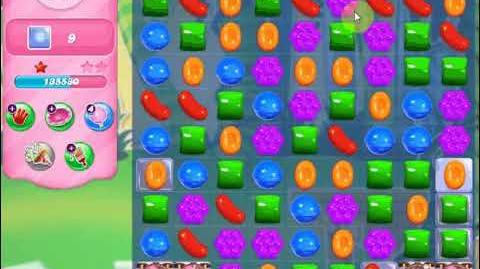 Candy Crush Saga Level 1334 Walkthrough - No Boosters