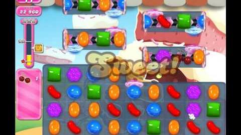 Candy Crush Saga Level 1642 ( New with 30 Moves ) No Boosters 1 Star
