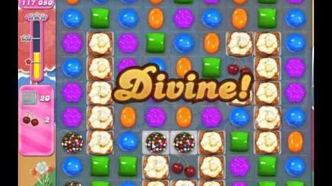 Candy Crush Saga Level 1700 - SUGAR SHRUBS COMPLETED =)