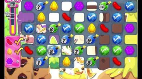 Candy Crush Saga Level 2595 NO BOOSTERS