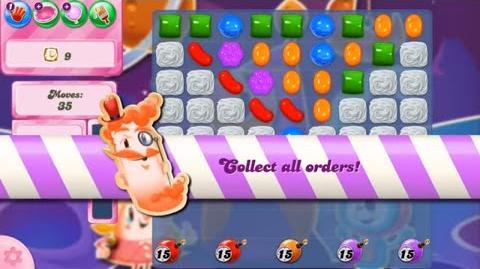Candy Crush Saga Level 2641 NO BOOSTERS