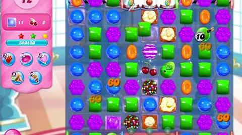 Candy Crush Saga Level 3138 NO BOOSTERS (22 moves)