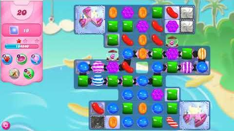 Candy Crush Saga Level 3284 NO BOOSTERS