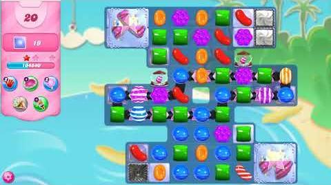 Candy Crush Saga Level 3284 NO BOOSTERS