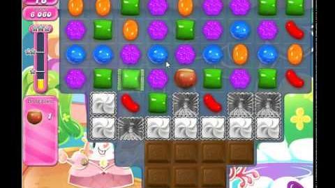 Candy Crush Saga Level 645