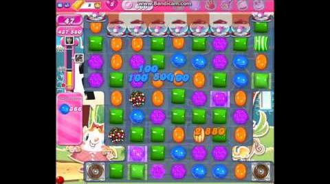 Candy Crush Saga Level 666 ★★★ No Boosters - 1,049,620 pts