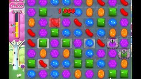 Candy Crush Saga Level 941 No Booster