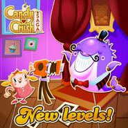 New levels released 175 2
