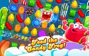 CCS-Feed candy frog