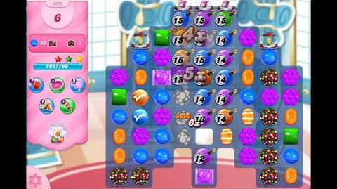 Candy Crush Saga - Level 2976 ☆☆☆