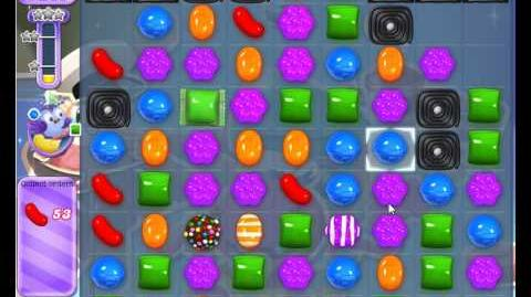 Candy Crush Saga Dreamworld Level 128 (Traumwelt)