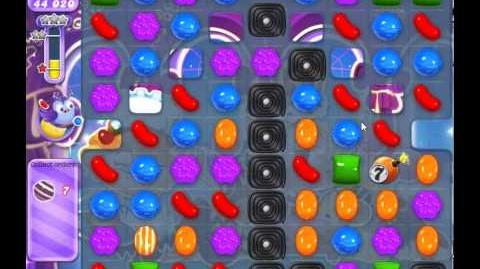 Candy Crush Saga Dreamworld Level 476 (Traumwelt)