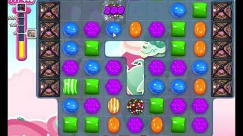 Candy Crush Saga LEVEL 1617 NO BOOSTERS (37 moves)