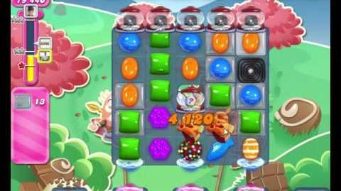 Candy Crush Saga LEVEL 2074 NO BOOSTERS (13 moves)