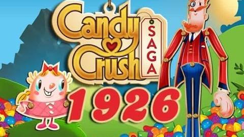 Candy Crush Saga Level 1926
