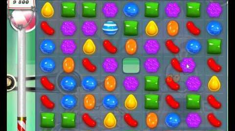 Candy Crush Saga Level 20 (BETA-LEVEL)