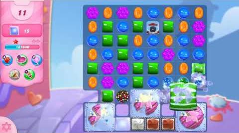 Candy Crush Saga Level 3105 NO BOOSTERS