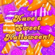 Have a sweet Halloween