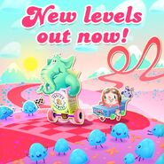 New levels released 82