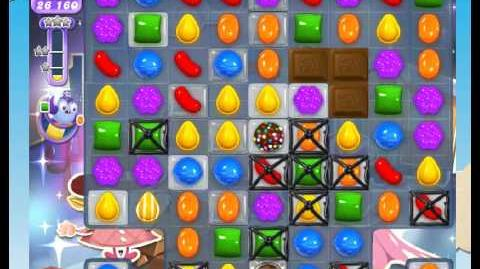 Candy Crush Saga - DreamWorld level 449 (No Boosters)