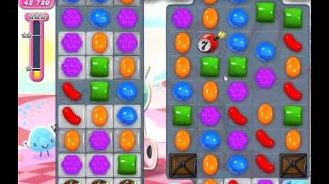 Candy Crush Saga Level 1121