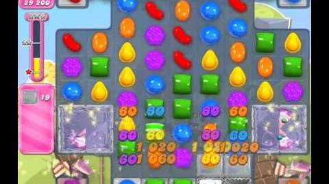 Candy Crush Saga Level 1656 - NO BOOSTERS