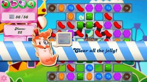Candy Crush Saga Level 2666 NO BOOSTERS