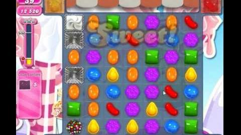 Candy Crush Saga Level 497 2 stars NO BOOSTERS