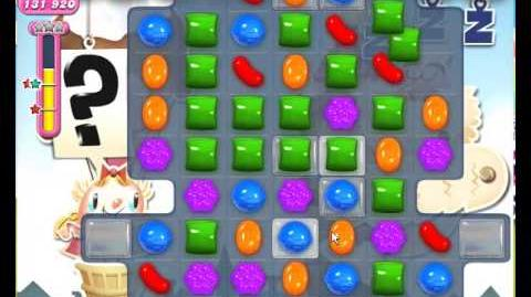 Candy crush saga level 697 No booster used!