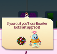 Build-a-Bot Quitting level