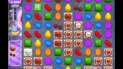 Candy Crush Saga Dreamworld Level 302 (Traumwelt)