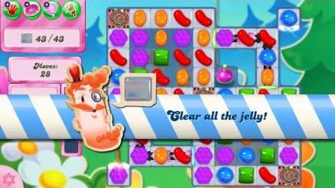 Candy Crush Saga Level 2482