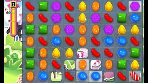 Candy Crush Saga Level 461 NEW NO BOOSTER