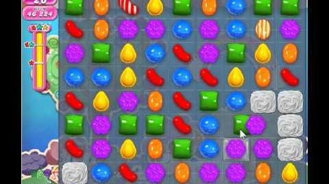 Candy Crush Saga Level 51 - 3 Star