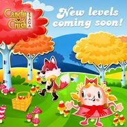 New levels announcement 84
