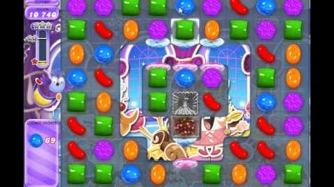 Candy Crush Saga Dreamworld Level 479 (no booster)